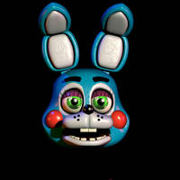 Toy Bonnie - WIP (3Ds Max) by GamesProduction