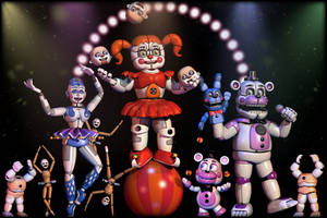 UCN Collection - Welcome to the Circus! by GamesProduction