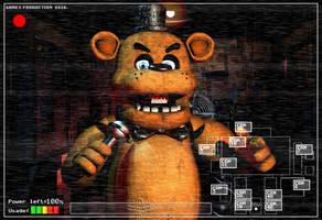 Freddy Fazbear - Nostalgic  Wallpaper! by GamesProduction