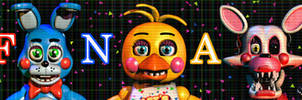 FNAF 2 Anniversary! by GamesProduction
