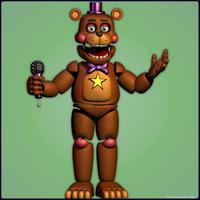 Rockstar Freddy! by GamesProduction