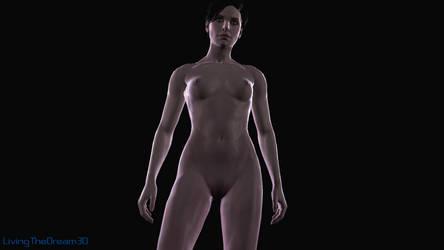 Syanna-lighting test by Crysis328
