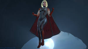 Supergirl by Crysis328