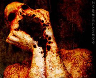 scream by zombiecore