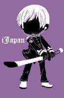 Hetalia - iJapan by OjosAsi0093