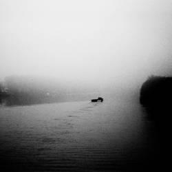 Destination Unknown by mehrmeer