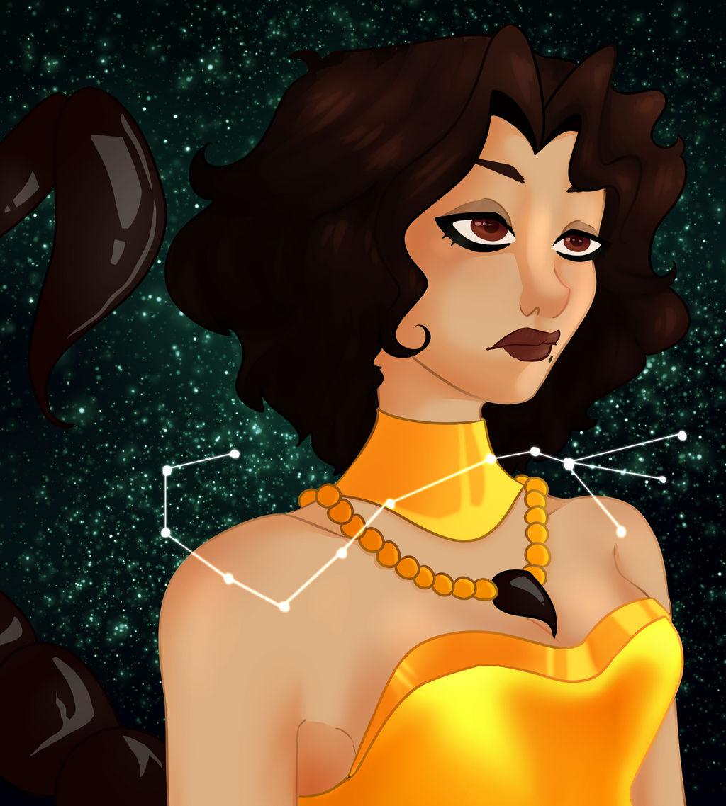 POP: Astrology part 8, Scorpio by criaha