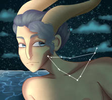 POP: Astrology part 10, Capricorn by criaha