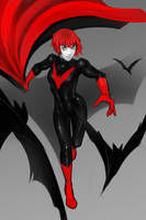 Batwoman by Psuede
