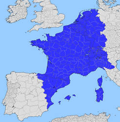 Greater France by someone1fy