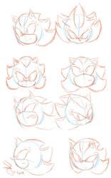 Shadow head position by idolnya