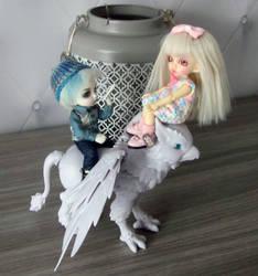 Fairyland Fantasy Artline Rus with Pukifees by Shirelae
