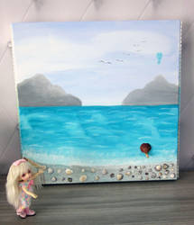 Seascape by Shirelae