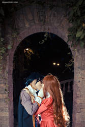 Romeo x Juliet - Bittersweet Kiss by alainbrian