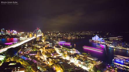 Vivid Sydney 2014 by alainbrian