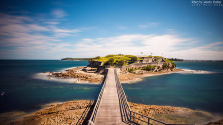 Bare Island by alainbrian