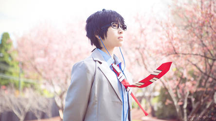 Your Lie in April - Arima by alainbrian