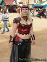 Female Armor 07 by Azmal