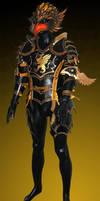 Gryphon Leather Armor '07 by Azmal