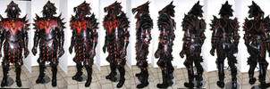 Lion Armor - Compiled by Azmal