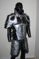 New Armor - Almost Done by Azmal
