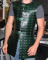 Caspian Armor Mock Design by Azmal