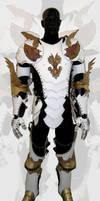 Archangel Armor by Azmal
