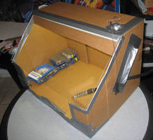 DIY Rotary Tool Mess Box by Azmal