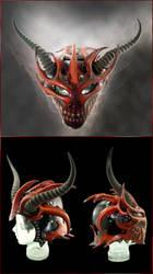 Grinz Helmet by Azmal
