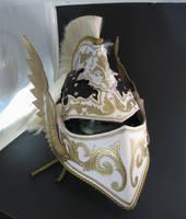 Archangel Helmet Front by Azmal