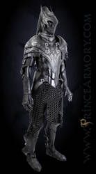 Artorias Leather Fantasy Armor Dark Souls by Azmal