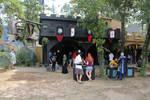 Texas Renaissance Festival Shop 211 by Azmal
