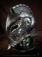 Dragon Crusader Helmet by Azmal