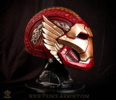 Asgardian Iron Man Helmet by Azmal