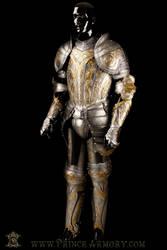 Custom Armor for Prince Henry by Azmal