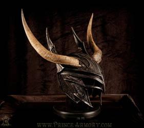 Dark Knight Helmet by Azmal