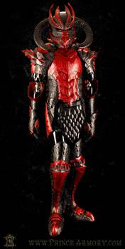 Demon Dragon 022 by Azmal