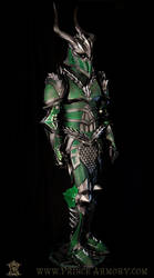 Warlord Armor Custom Leather Armor by Azmal