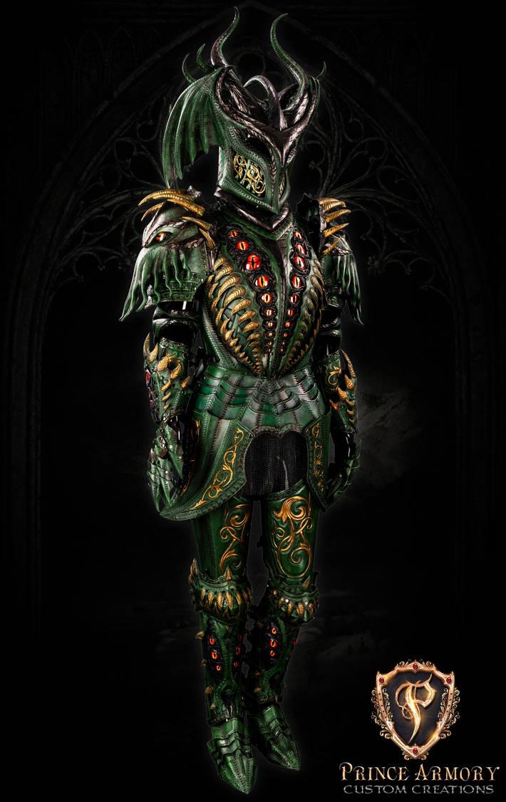 Eldritch Armor by Azmal