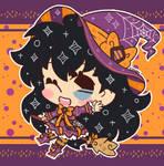 Happy Halloween! by Lizally