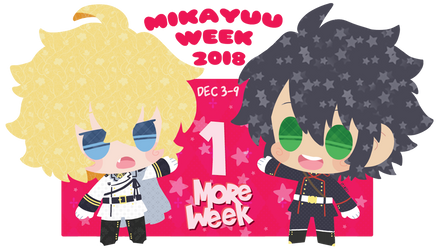 Mikayuu Week 2018 by Lizally
