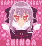 Happy Birthday Shinoa! by Lizally