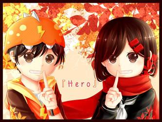 Hero by ichigomeichan