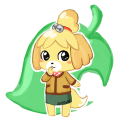 Isabelle by m-dugarchomp