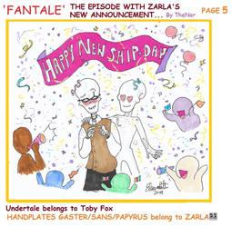 Fantale - ZARLA PAGE 5 by TheNor