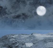 Moonlight Melancholy by ZanaGB