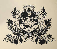 The Cullen Family Crest by 18-twilight-edward