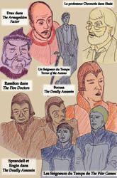 Les Seigneurs du Temps TARDIS-IF N 1 by Umanimo