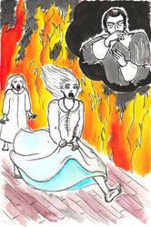 Mort des filles Casaux by Umanimo