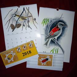 My calendars by yeyra